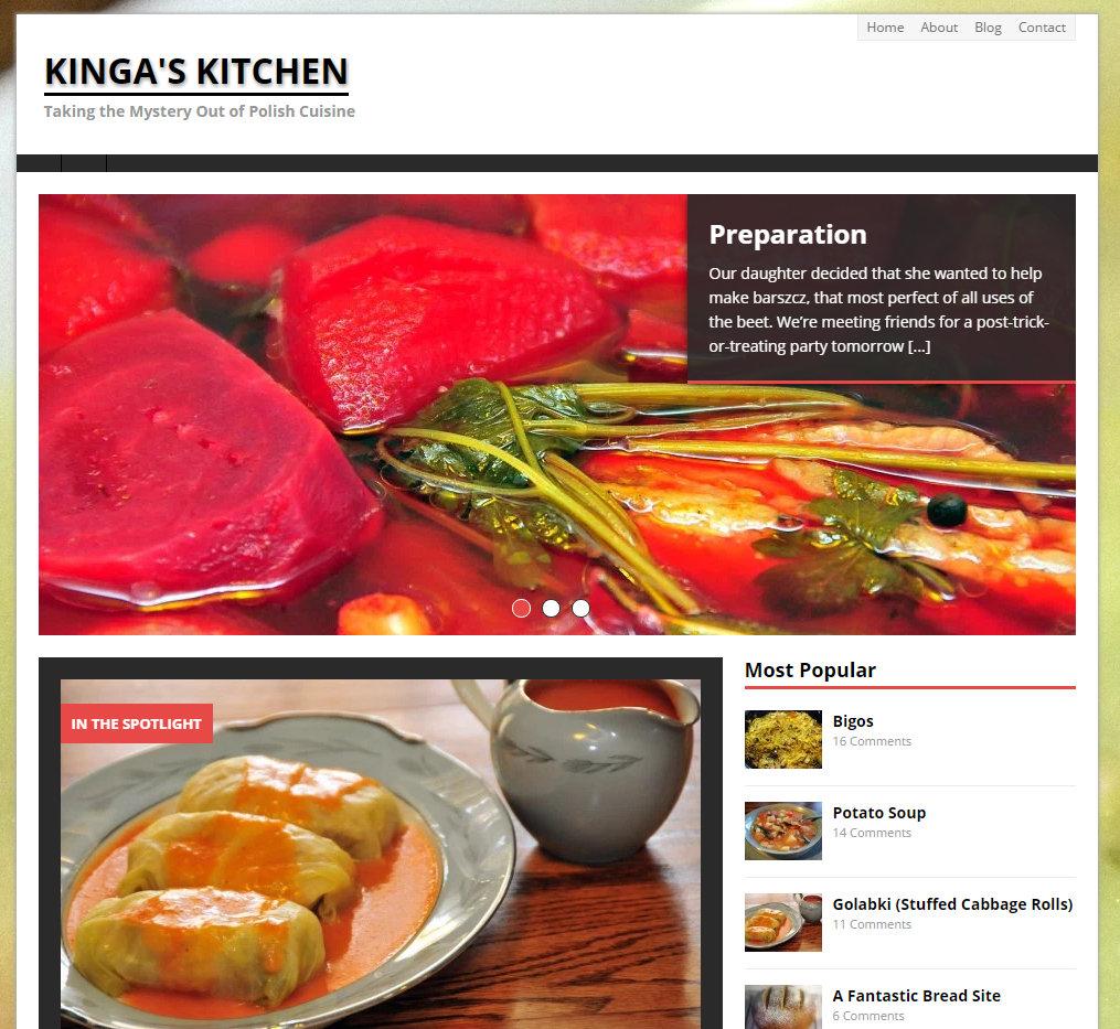 Kinga's Kitchen